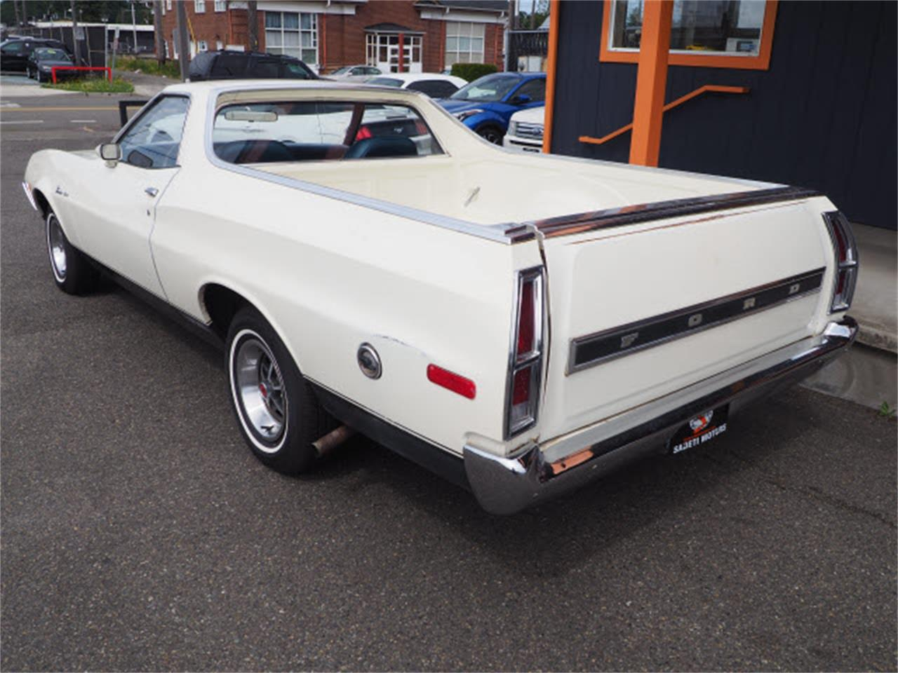 1972 Ford Ranchero (CC-1358697) for sale in Tacoma, Washington