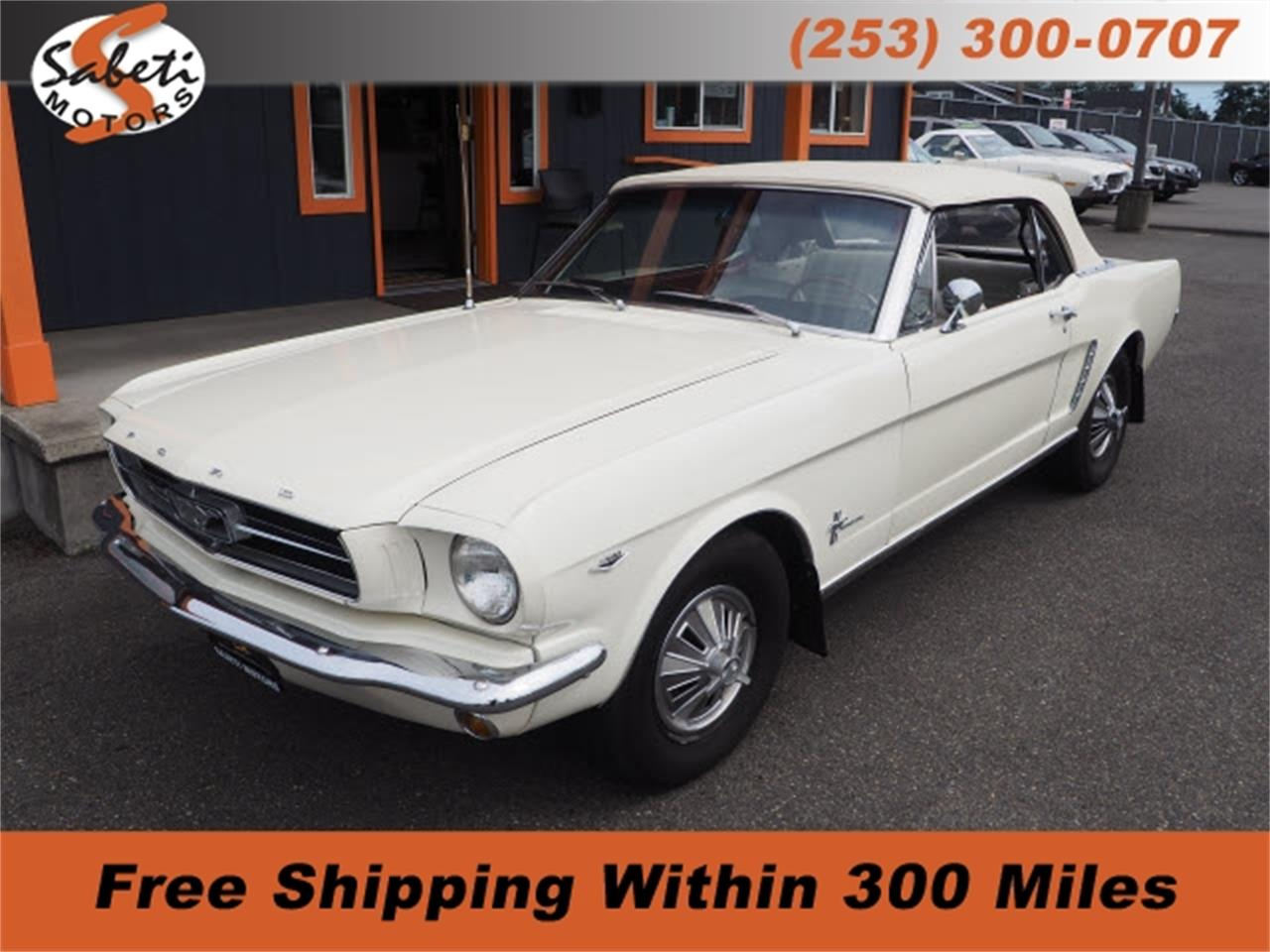 1965 Ford Mustang (CC-1358698) for sale in Tacoma, Washington