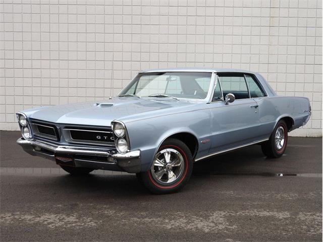 1965 Pontiac GTO (CC-1358707) for sale in Auburn Hills, Michigan