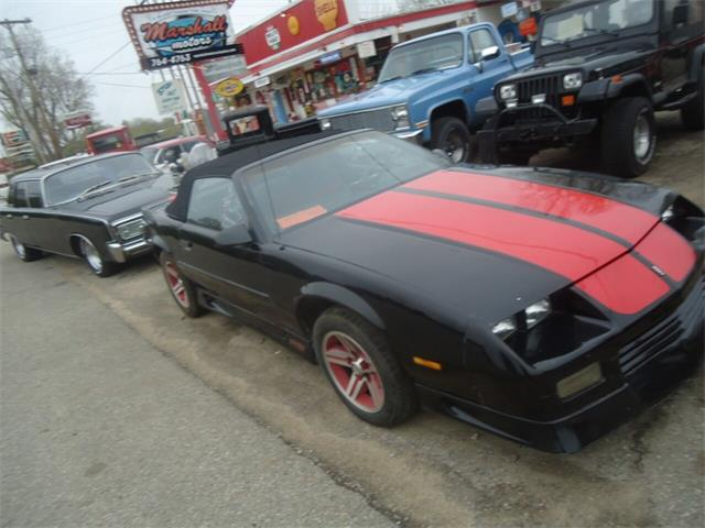 1991 Chevrolet Camaro (CC-1350871) for sale in Jackson, Michigan