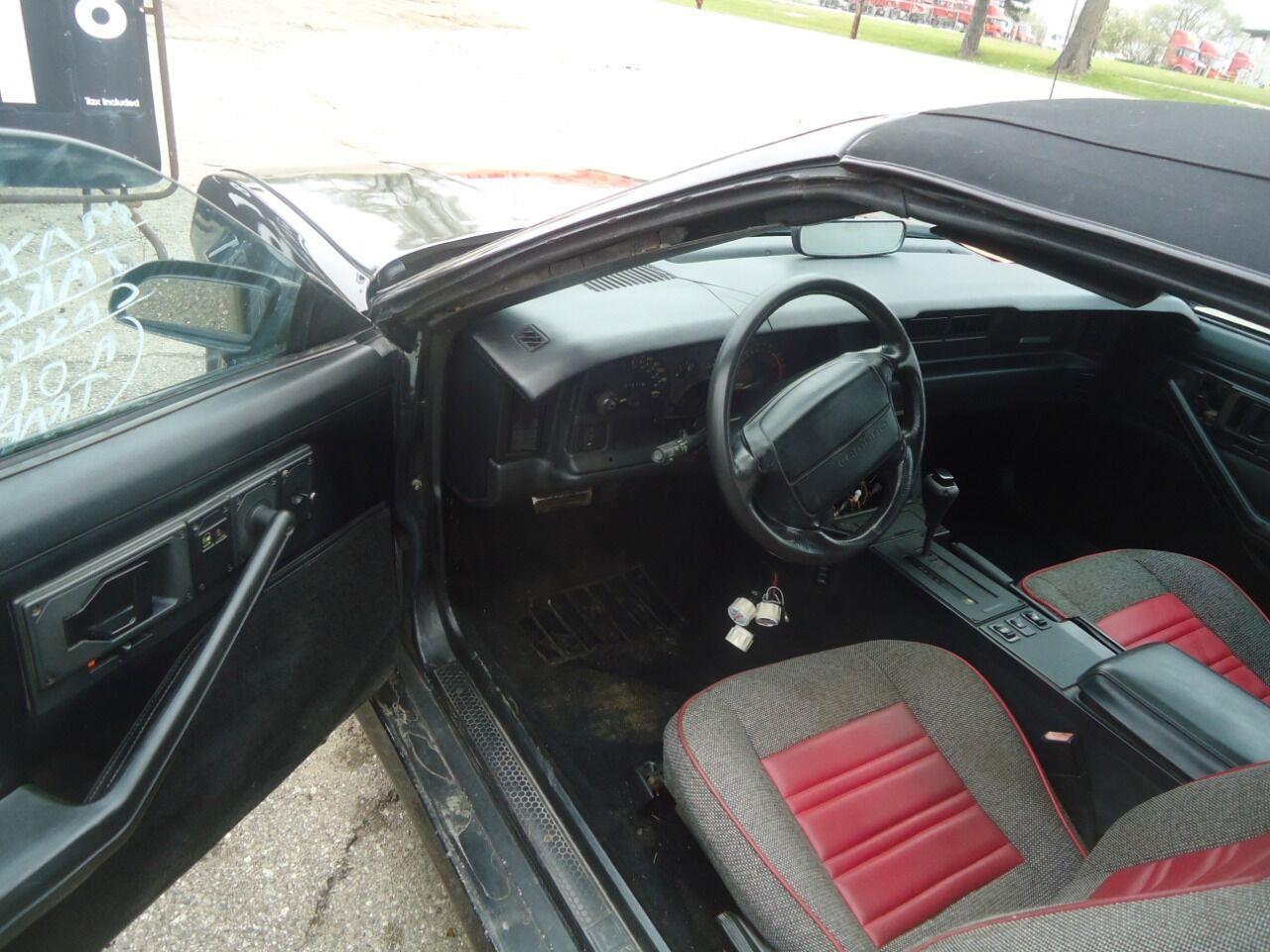 1991 Chevrolet Camaro (CC-1350871) for sale in Jackson, Michigan
