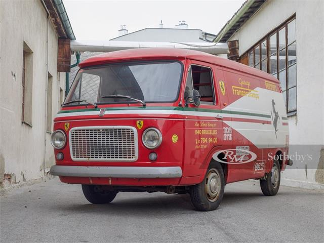 1973 Fiat 238 (CC-1358710) for sale in London, United Kingdom