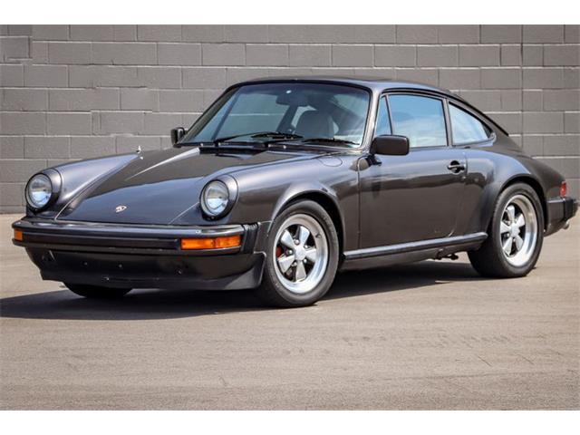 1982 Porsche 911SC (CC-1358722) for sale in SALT LAKE CITY, Utah