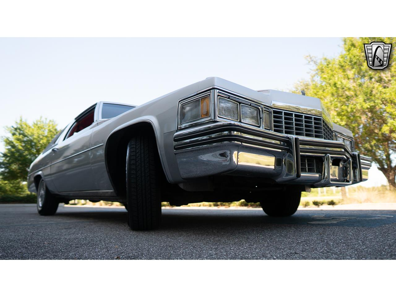 1977 Cadillac Coupe DeVille (CC-1358723) for sale in O'Fallon, Illinois