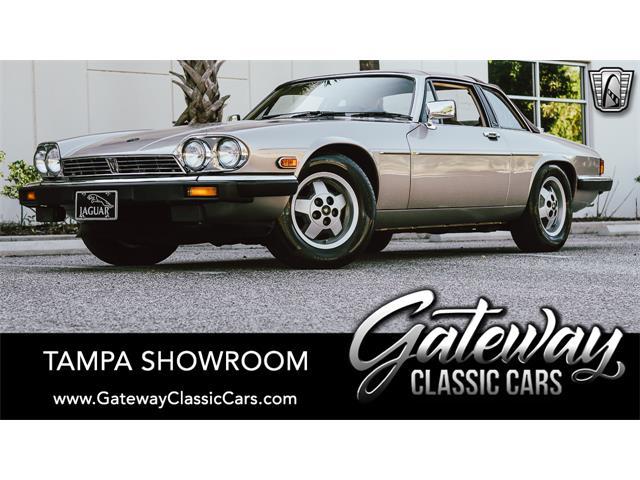 1987 Jaguar XJSC