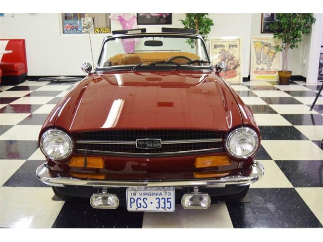 1973 Triumph TR6 (CC-1358732) for sale in Fredericksburg, Virginia