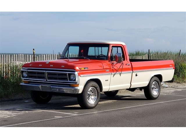 1972 Ford F250 (CC-1358737) for sale in Charleston, South Carolina
