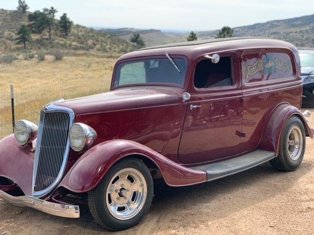 1934 Ford Sedan Delivery (CC-1358742) for sale in Fort Collins, Colorado