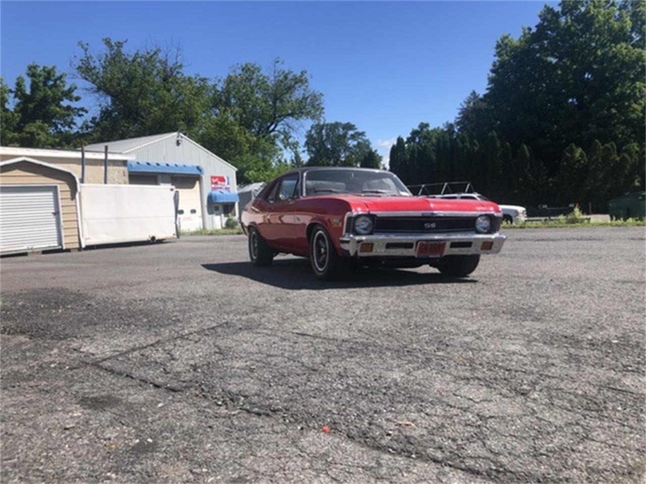 1971 Chevrolet Nova SS (CC-1358749) for sale in Schenectady, New York
