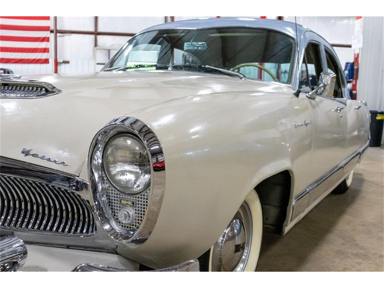 1954 Kaiser 2-Dr Sedan (CC-1358762) for sale in Kentwood, Michigan