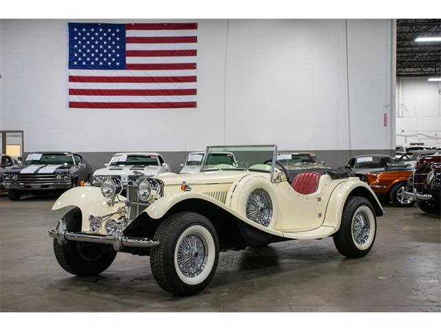 1939 Jaguar SS100 (CC-1358766) for sale in Kentwood, Michigan
