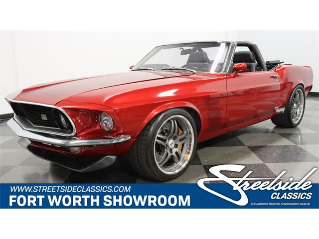 1969 Ford Mustang (CC-1358772) for sale in Ft Worth, Texas