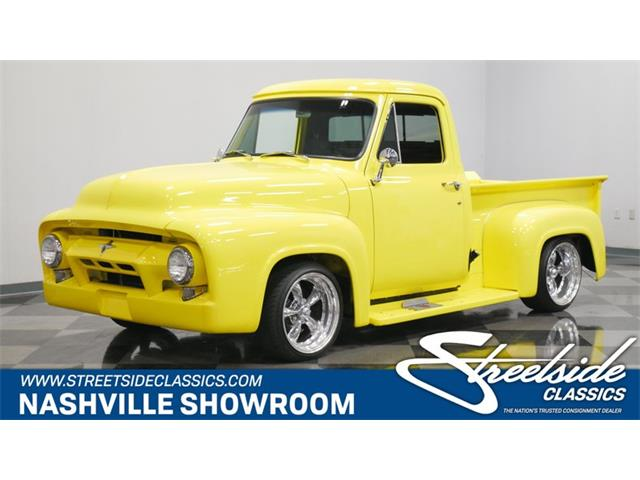 1954 Ford F100 (CC-1358782) for sale in Lavergne, Tennessee