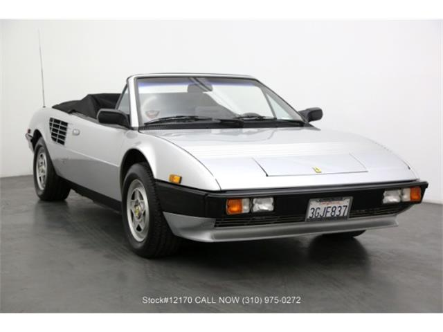 1984 Ferrari Mondial (CC-1358795) for sale in Beverly Hills, California