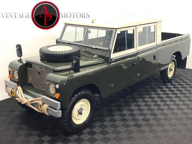 1972 Land Rover Series III (CC-1358802) for sale in Statesville, North Carolina