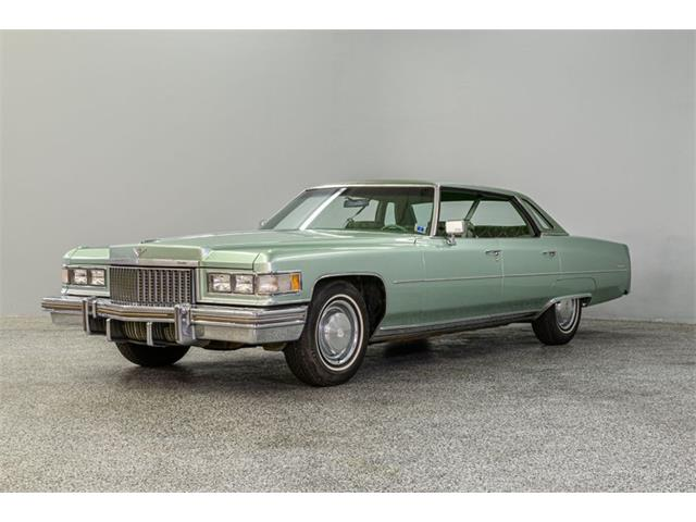 1975 Cadillac DeVille (CC-1358808) for sale in Concord, North Carolina