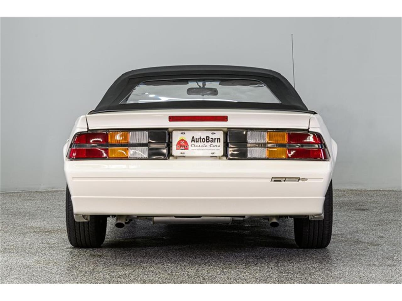 1989 Chevrolet Camaro (CC-1358810) for sale in Concord, North Carolina