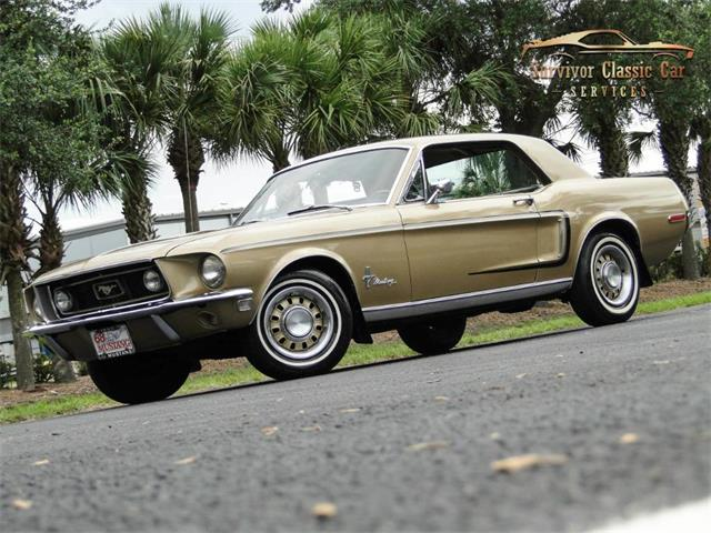 1968 Ford Mustang (CC-1358811) for sale in Palmetto, Florida