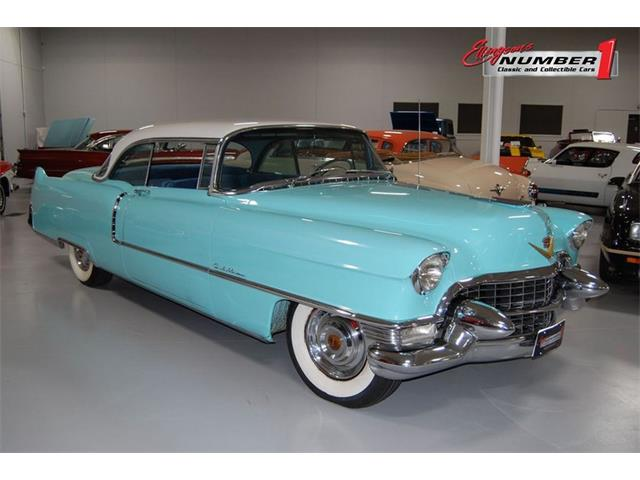 1955 Cadillac Series 62 (CC-1358813) for sale in Rogers, Minnesota