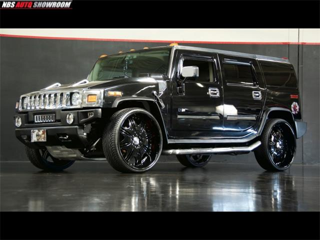 2003 Hummer H2 (CC-1358815) for sale in Milpitas, California