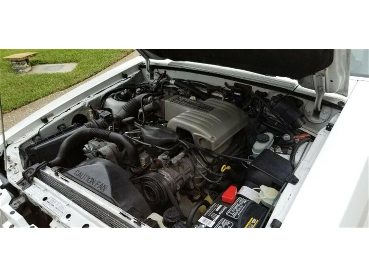 1993 Ford Mustang (CC-1358822) for sale in Cadillac, Michigan