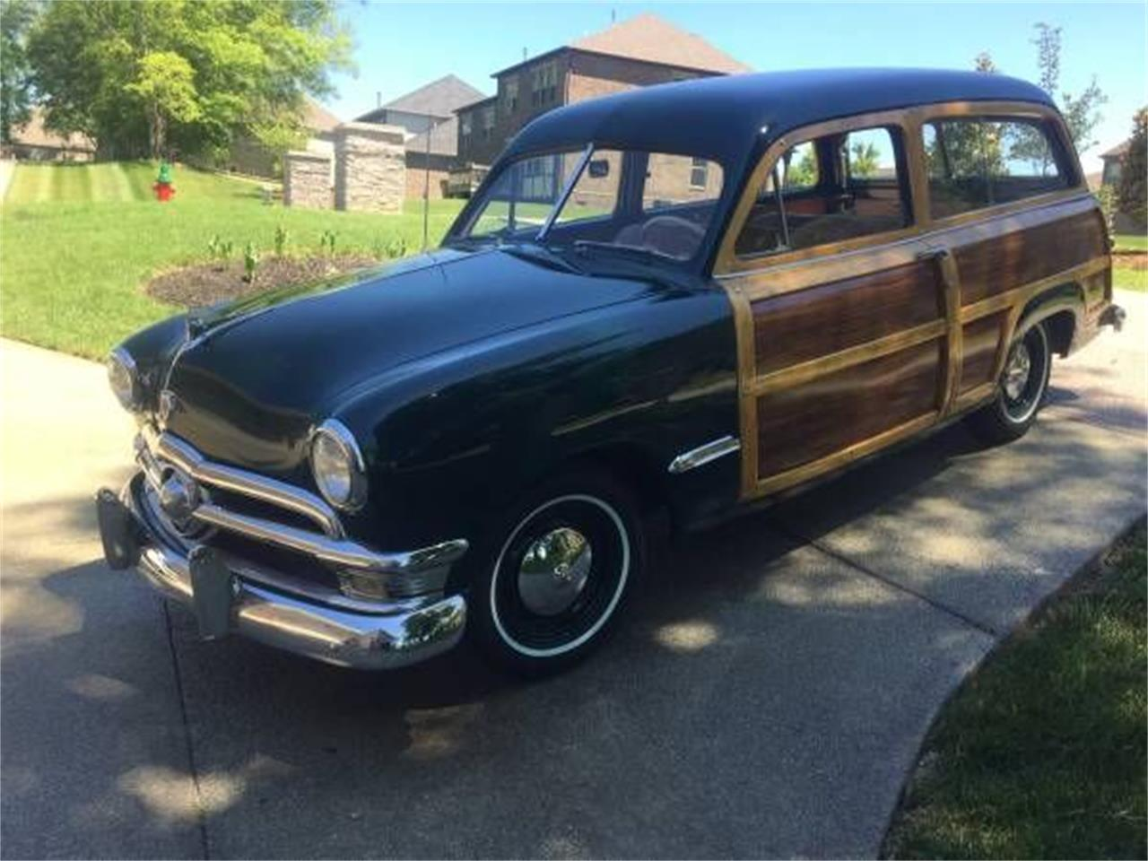 1950 Ford Country Squire (CC-1358834) for sale in Cadillac, Michigan