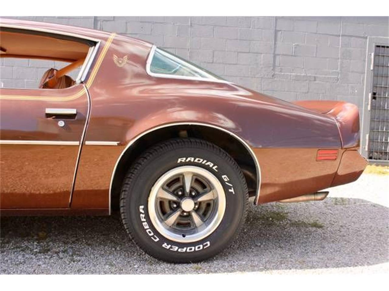 1979 Pontiac Firebird (CC-1358837) for sale in Cadillac, Michigan