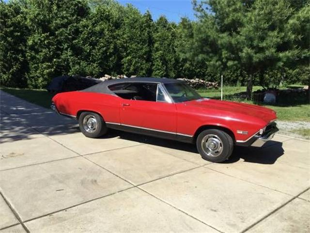 1968 Chevrolet Chevelle (CC-1358840) for sale in Cadillac, Michigan
