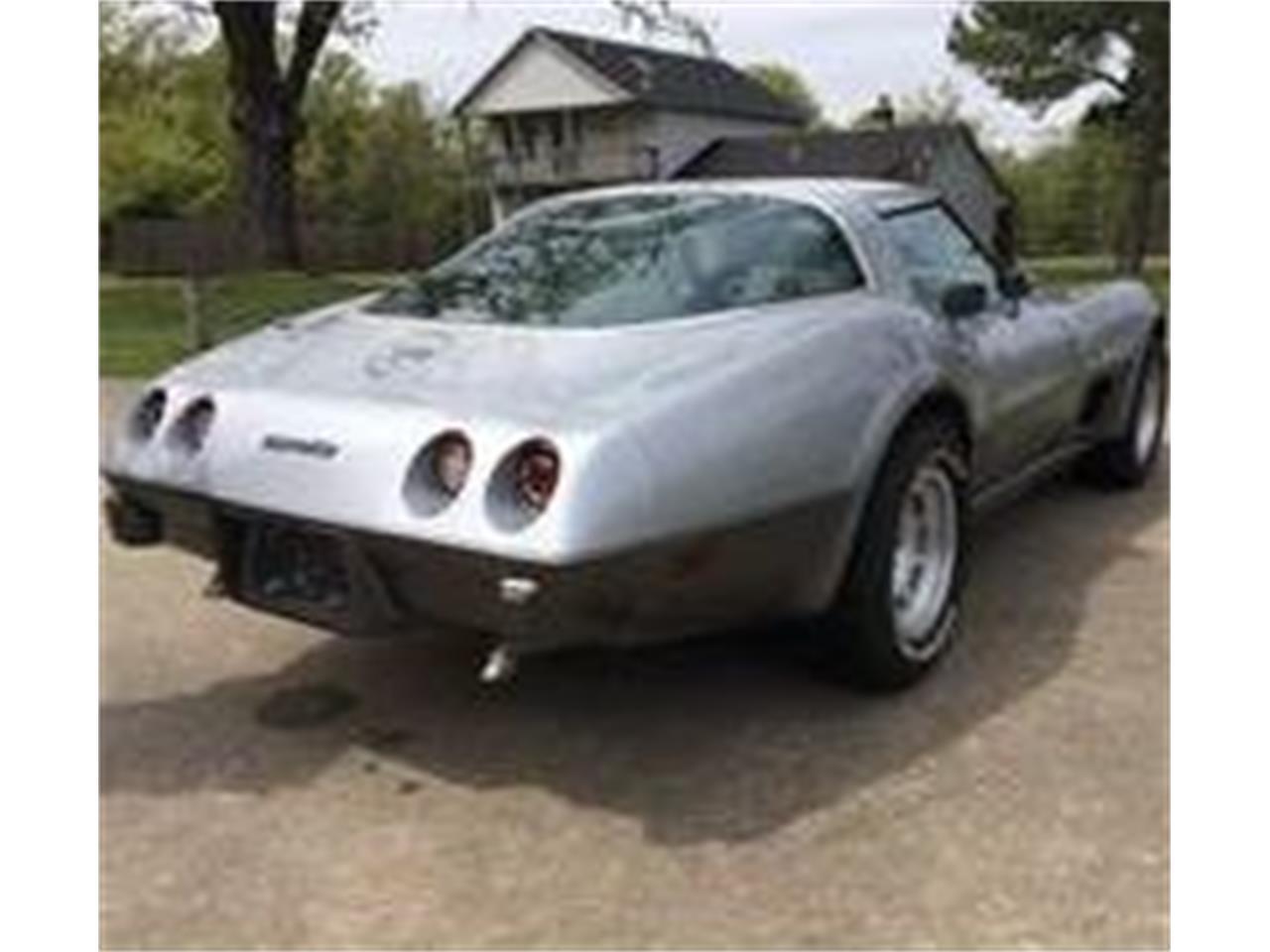 1978 Chevrolet Corvette (CC-1358842) for sale in Cadillac, Michigan