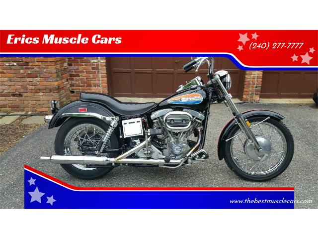 1972 Harley-Davidson Super Glide (CC-1350885) for sale in Clarksburg, Maryland