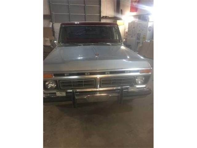1977 Ford F100 (CC-1358850) for sale in Cadillac, Michigan
