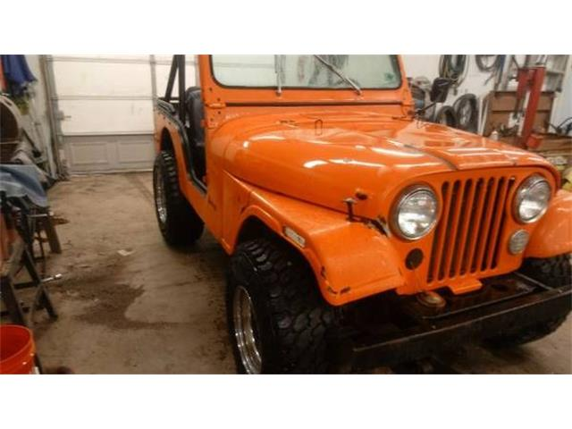 1978 Jeep CJ5 (CC-1358851) for sale in Cadillac, Michigan