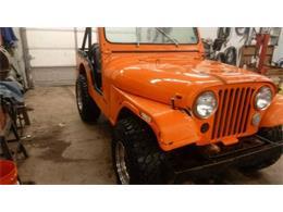 1978 Jeep CJ5 (CC-1358851) for sale in Cadillac, Michigan