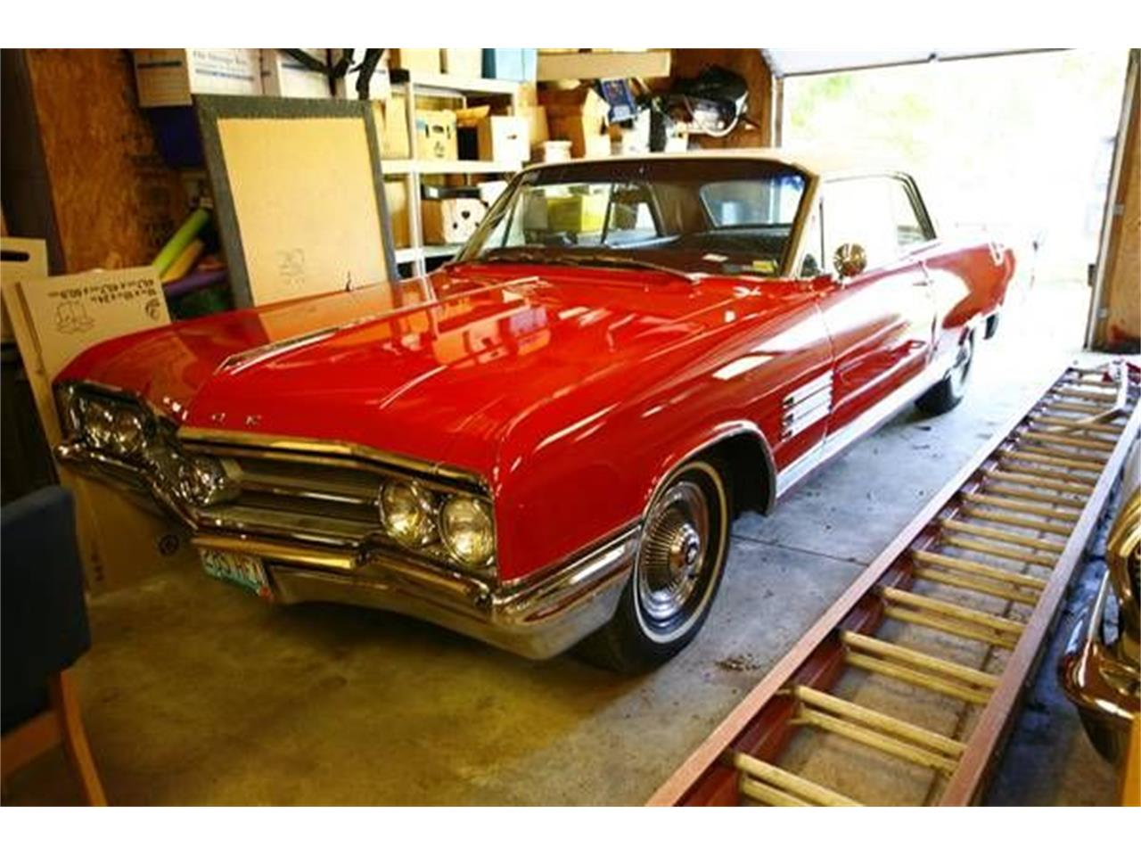 1964 Buick Wildcat (CC-1358853) for sale in Cadillac, Michigan