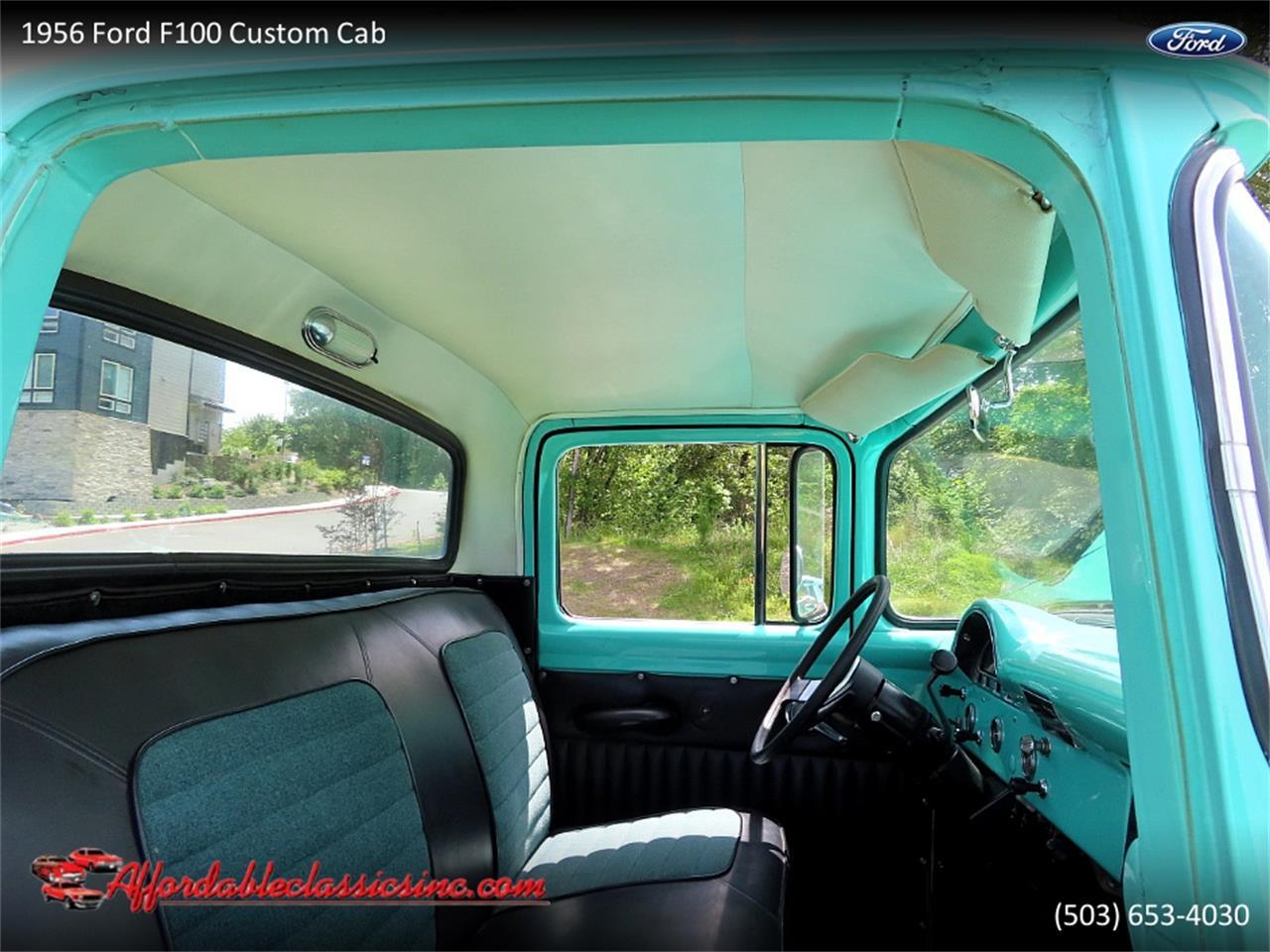 1956 Ford F100 (CC-1358855) for sale in Gladstone, Oregon