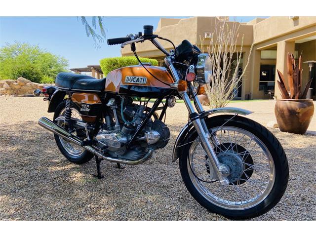1974 Ducati Motorcycle