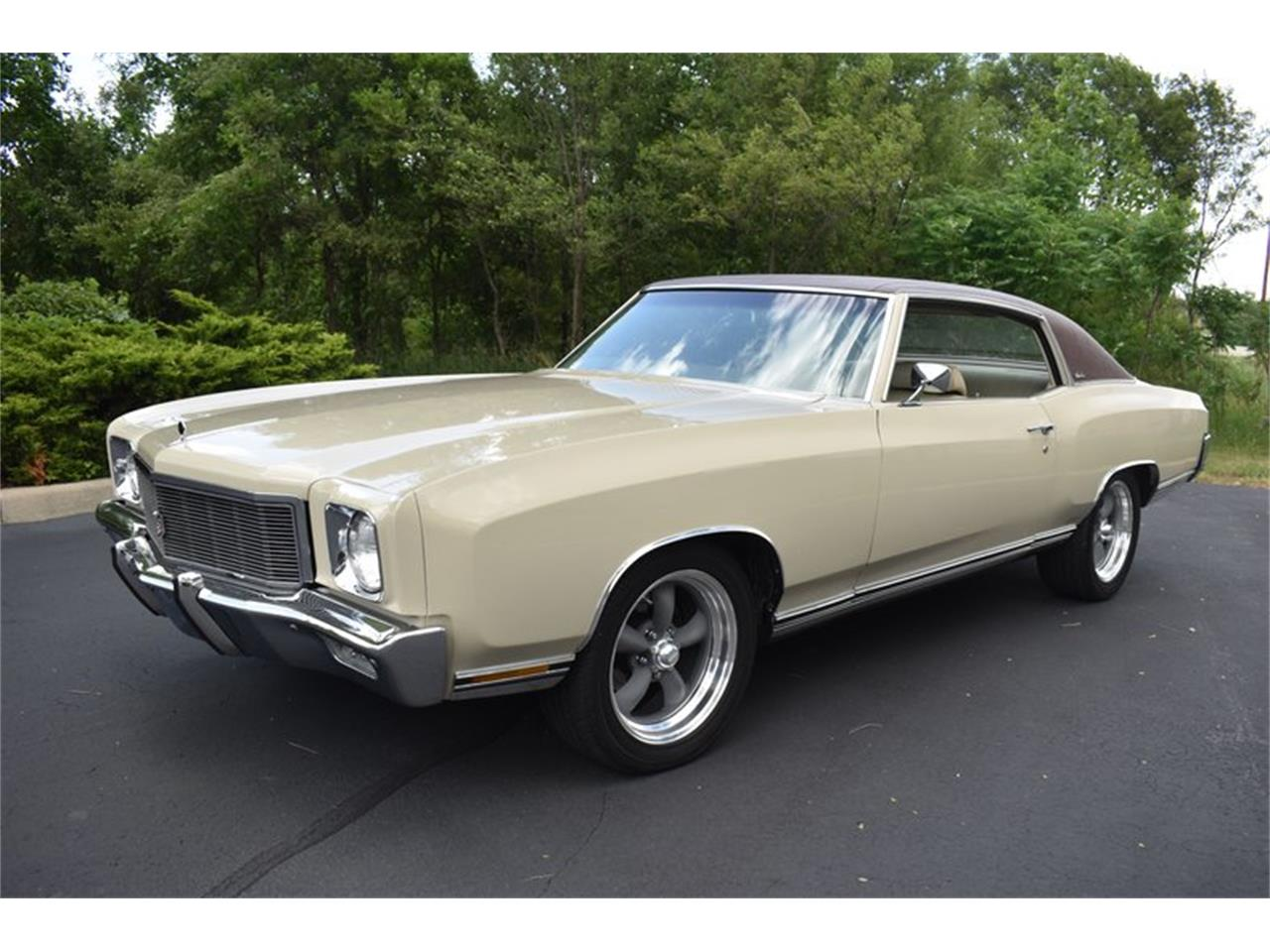 1971 Chevrolet Monte Carlo (CC-1358862) for sale in Elkhart, Indiana