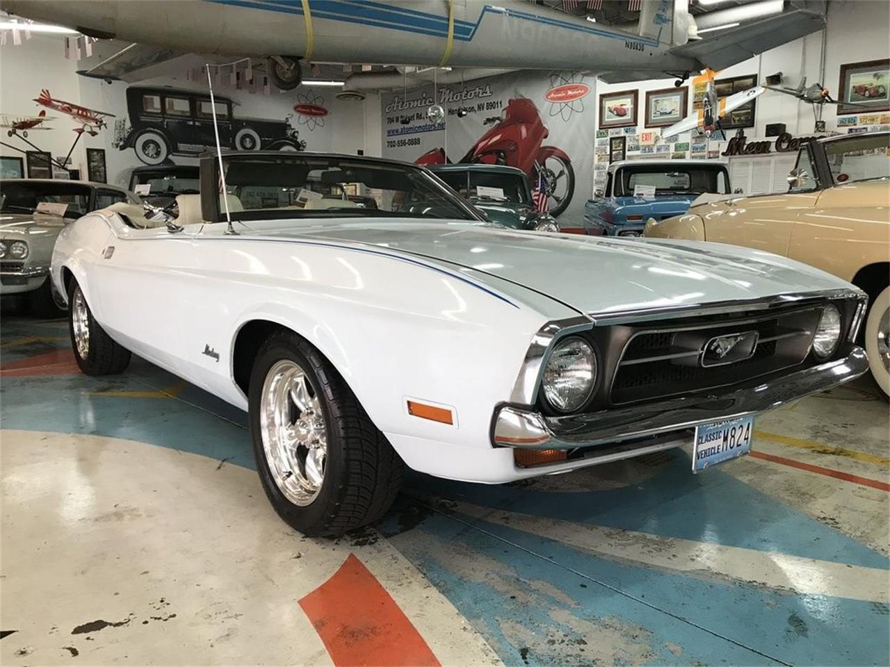 1971 Ford Mustang (CC-1358867) for sale in Henderson, Nevada