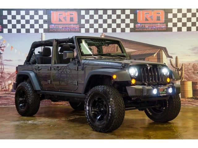 2014 Jeep Wrangler (CC-1358900) for sale in Bristol, Pennsylvania