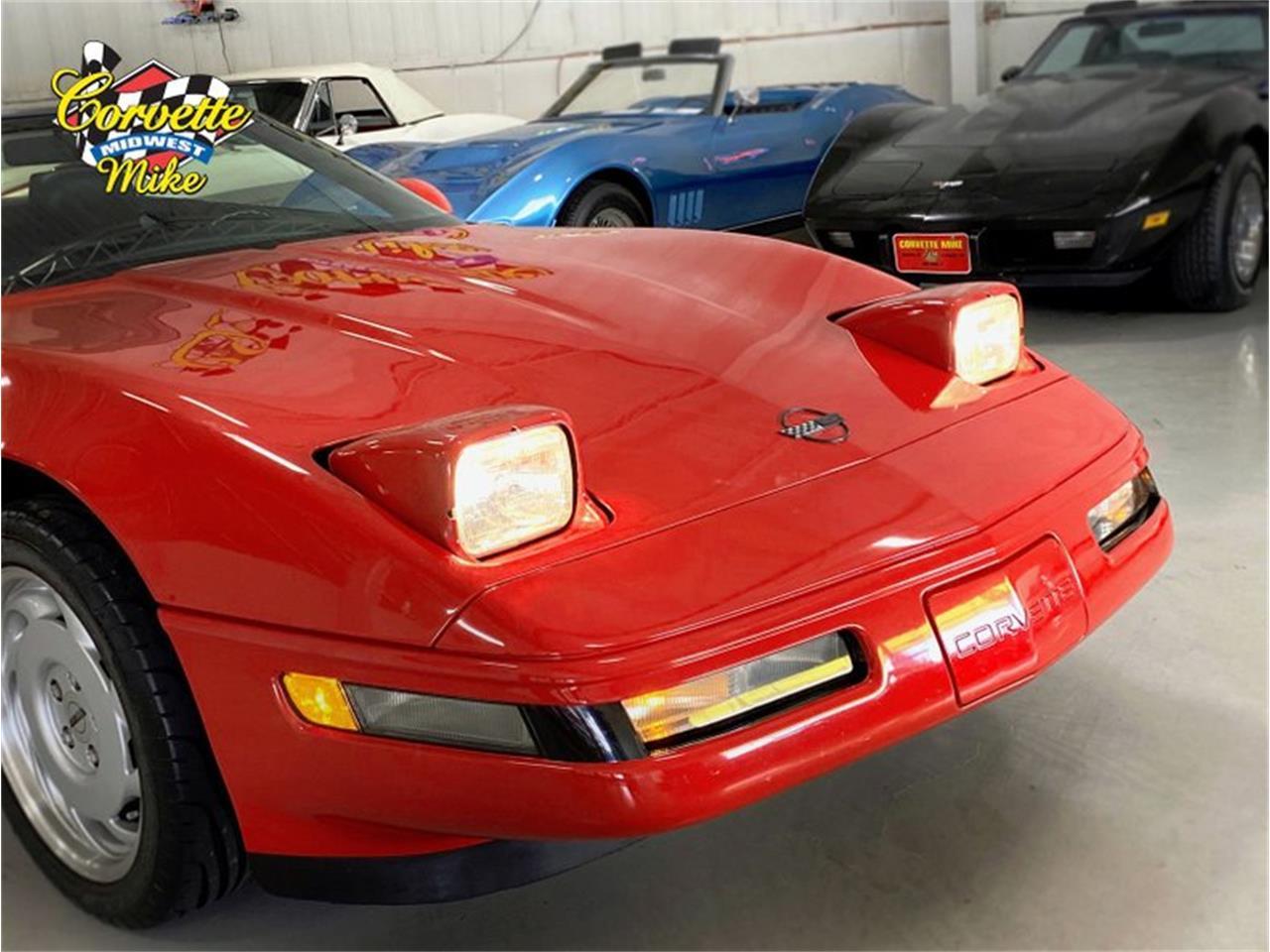 1991 Chevrolet Corvette (CC-1358902) for sale in Burr Ridge, Illinois