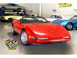 1991 Chevrolet Corvette (CC-1358902) for sale in Burr Ridge, Illinois
