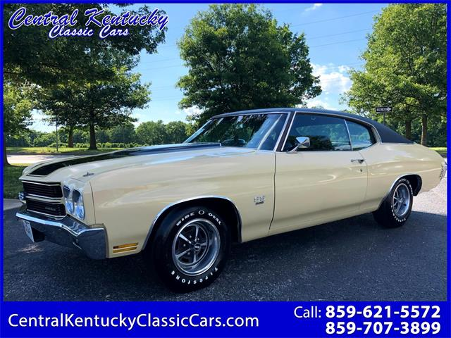 1970 Chevrolet Chevelle SS (CC-1358912) for sale in Paris , Kentucky