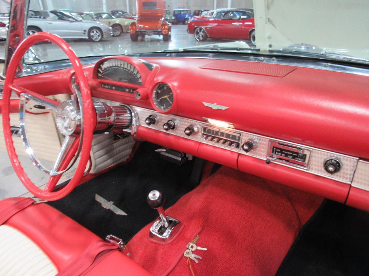 1956 Ford Thunderbird (CC-1358914) for sale in O'Fallon, Illinois