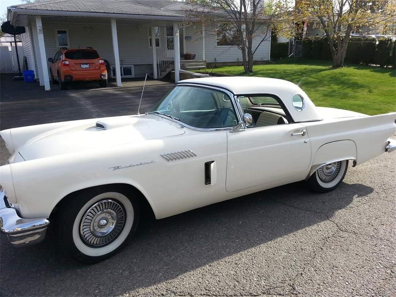1957 Ford Thunderbird (CC-1358941) for sale in Prince George , British Columbia