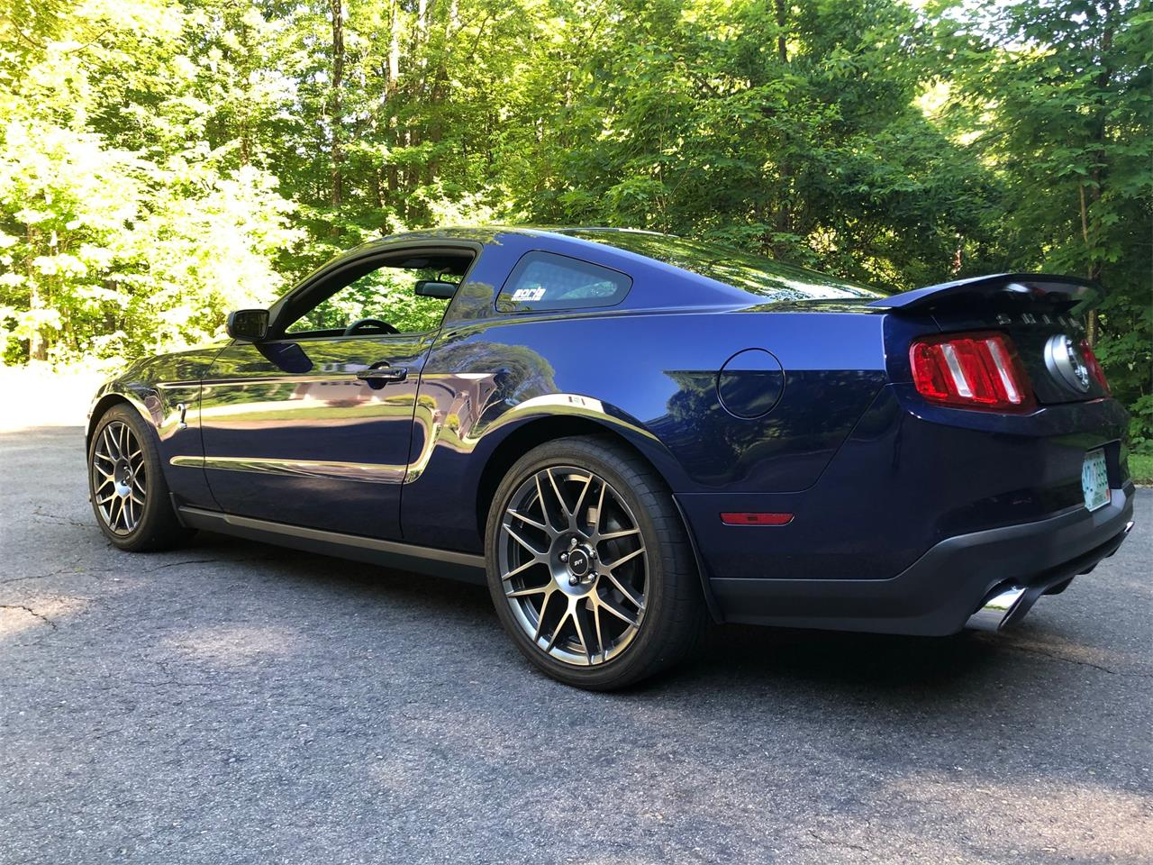 2011 Ford Shelby GT500 SVT (CC-1358942) for sale in Weare, New Hampshire