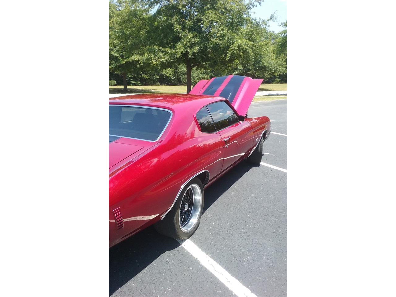 1971 Chevrolet Chevelle SS (CC-1358943) for sale in Gilbert, South Carolina