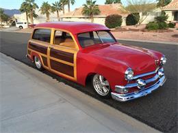 1951 Ford Woody Wagon (CC-1358955) for sale in orange, California