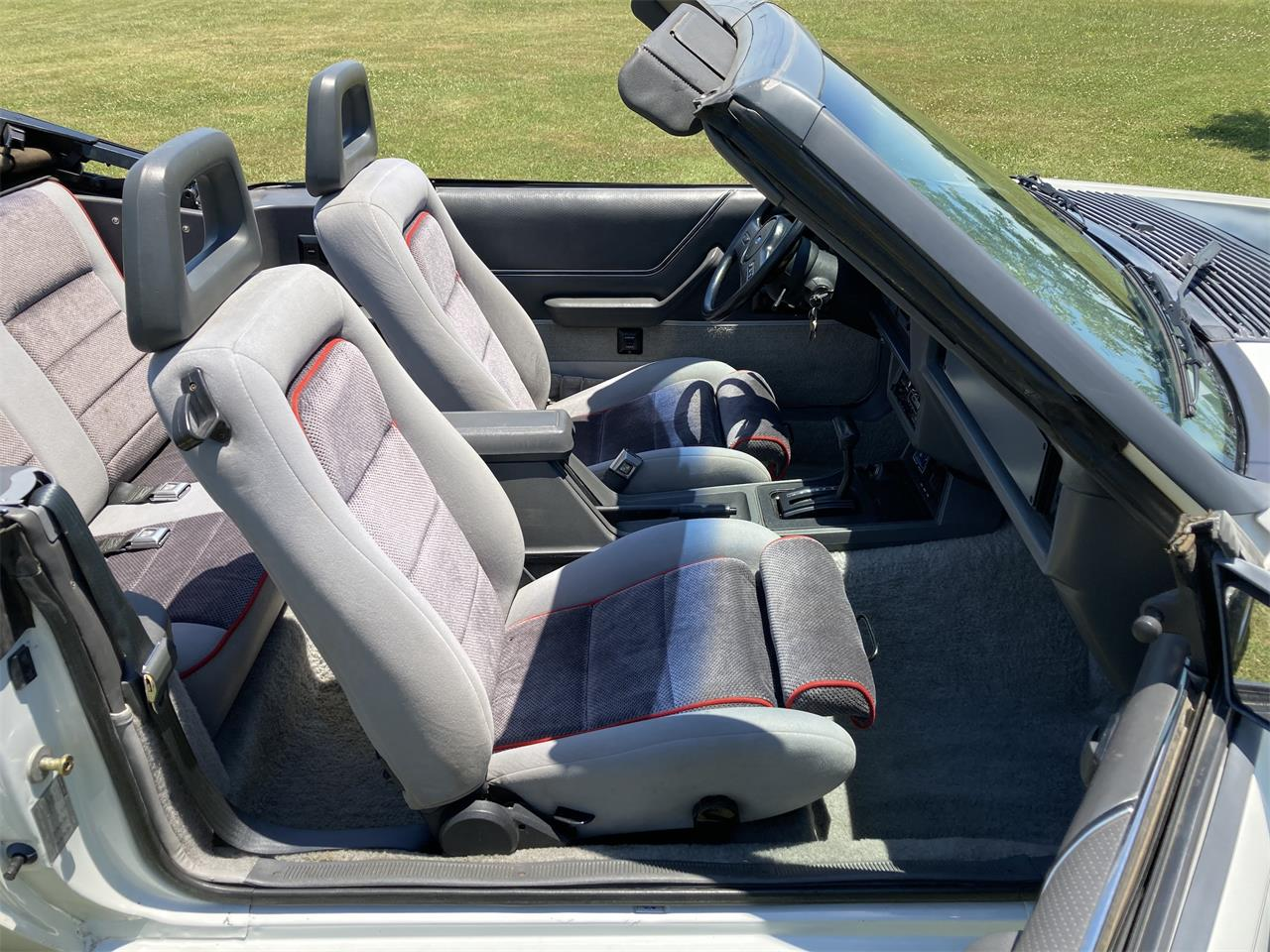1986 Ford Mustang (CC-1358956) for sale in Bixby, Oklahoma