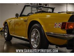 1976 Triumph TR6 (CC-1358958) for sale in Grand Rapids, Michigan