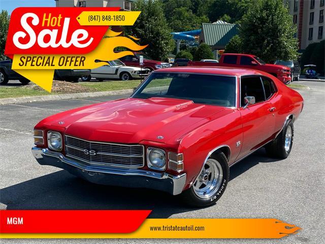 1971 Chevrolet Chevelle (CC-1358981) for sale in Addison, Illinois